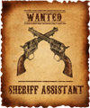 Sheriff Assistant